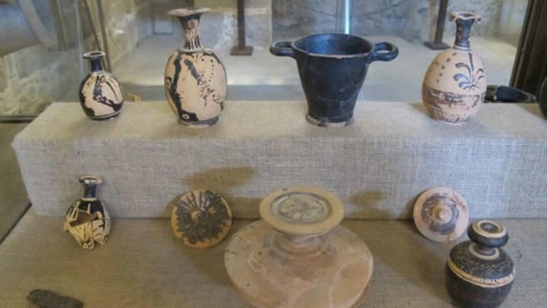 Antiquarium archeologico a Troina