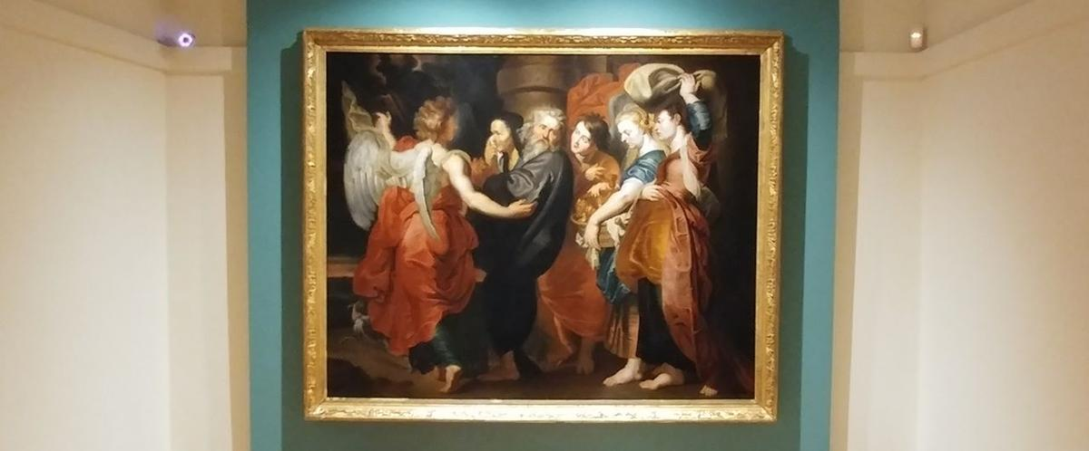 Troina, inaugurata la mostra dedicata a Rubens