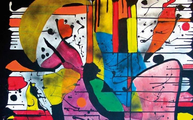 Troina ospita l'arte moderna di Alberto Baumann