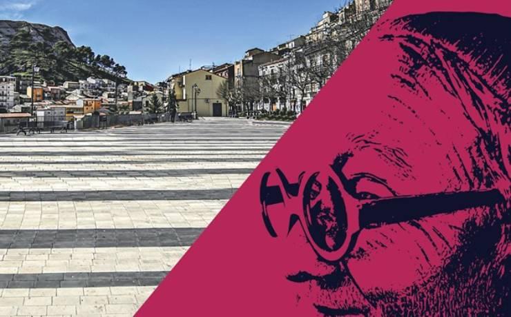 Inaugurazione scultura di Lucio Dalla
