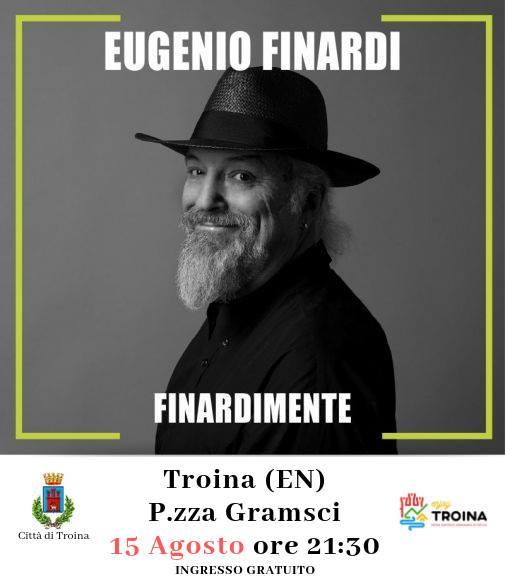 [Estate Troinese 2019] 15 Agosto – Eugenio Finardi in concerto