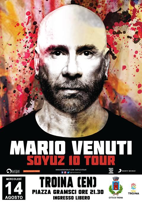 [Estate Troinese 2019] 14 Agosto – Mario Venuti in concerto